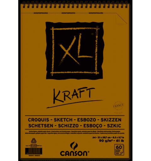 BLOCCO KRAFT XL A4...
