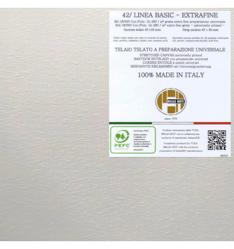 TELAIO 60X80 LINEA 42