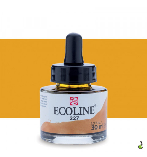 ECOLINE 30ML – YELLOW OCHRE...