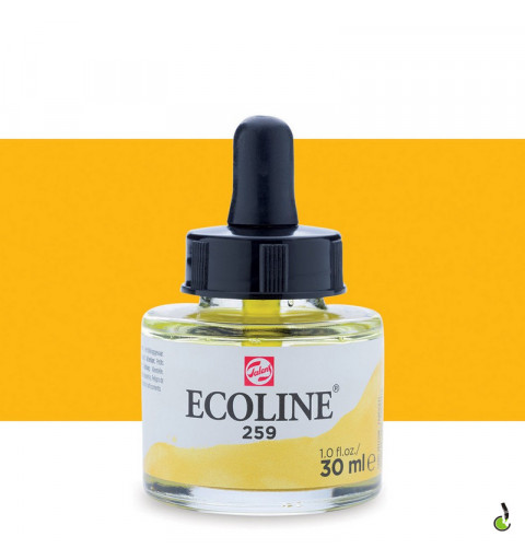 ECOLINE 30ML – SAND YELLOW 259