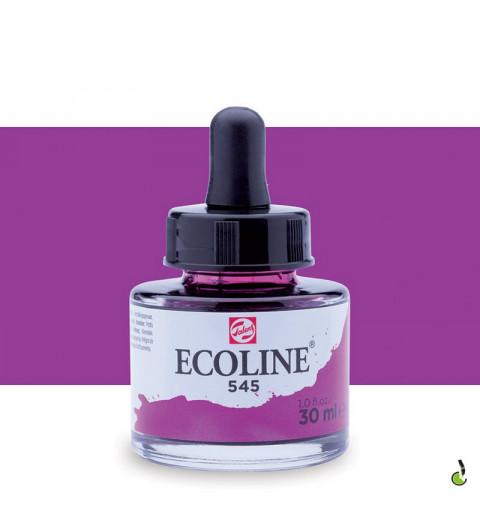 ECOLINE 30ML – RED VIOLET 545