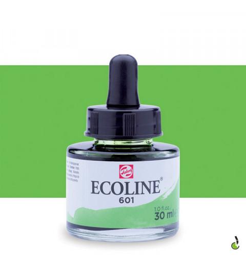 ECOLINE 30ML – LIGHT GREEN 601