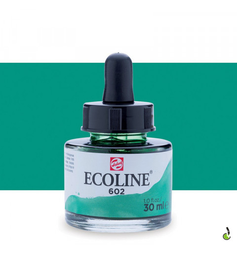 ECOLINE 30ML – DEEP GREEN 602