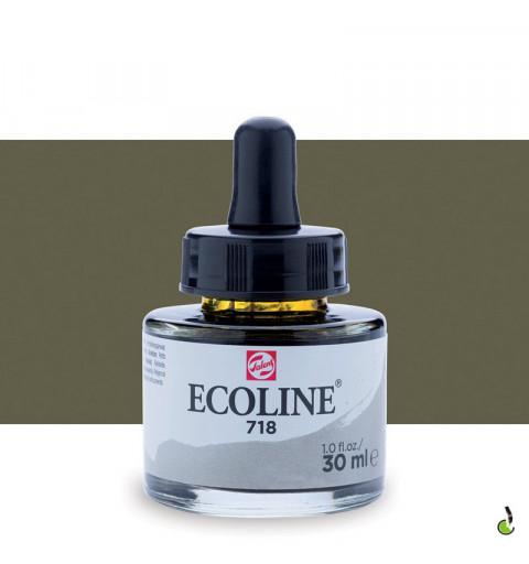 ECOLINE 30ML – WARM GREY 718