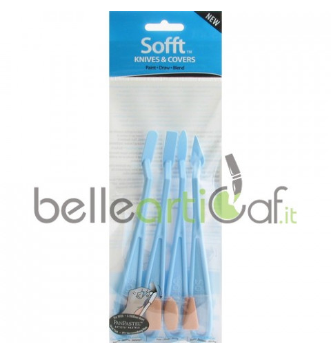 PANPASTEL SOFFT - KNIVES &...