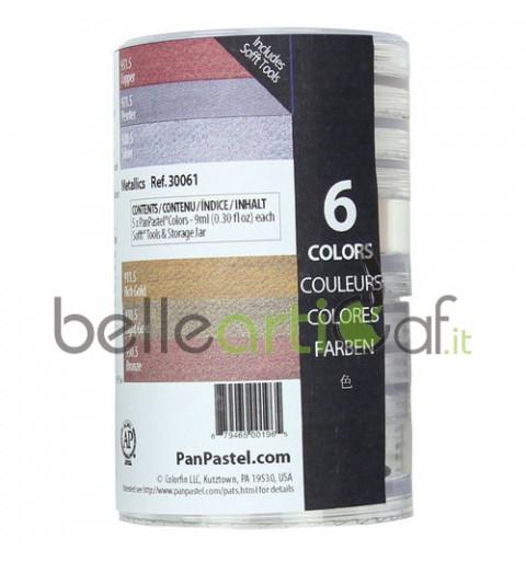 PANPASTEL PAINT SET - 6...