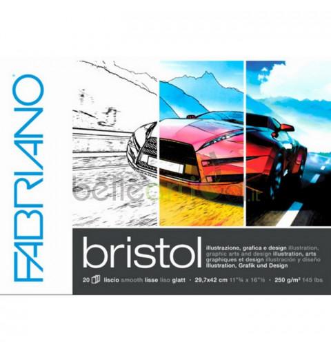 BLOCCO BRISTOL A3 20FF
