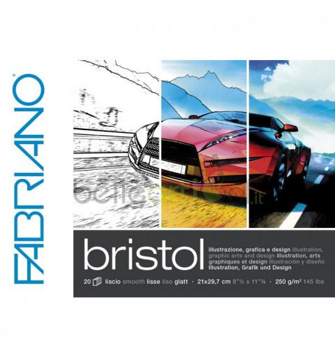 BLOCCO BRISTOL A4 20FF