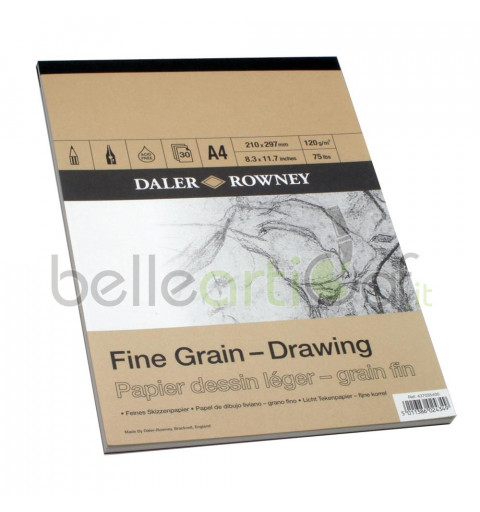 BLOCCO FINE GRAIN - DRAWING...