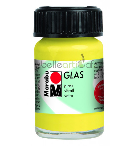 MARABU GLAS 15ML – LEMON 020