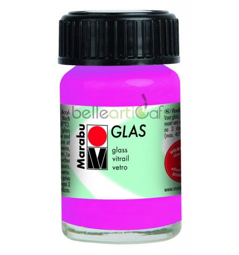 MARABU GLAS 15ML – PINK 033