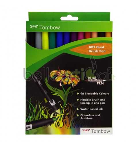 Tombow Dual Brush Pens ABT...