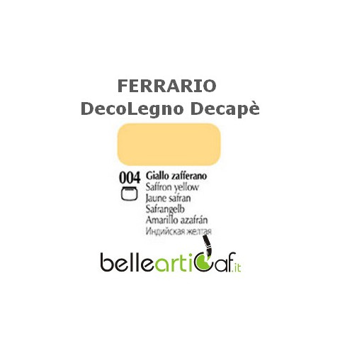 FERRARIO DECOLEGNO DECAPE -...