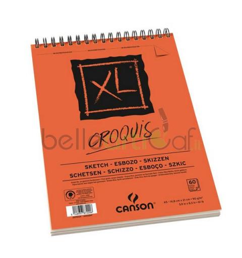 BLOCCO CROQUIS XL A4...