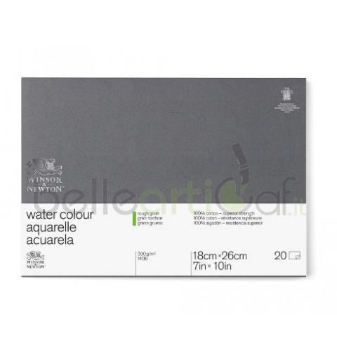 BLOCCO W&N 18X26 300G/MQ...
