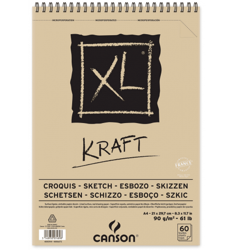 BLOCCO KRAFT XL A5...