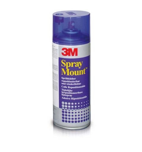 COLLA SPRAY PERMANENTE 3M...