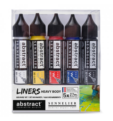 ABSTRACT 3D LINER 27ML -...