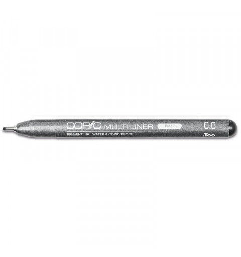 COPIC MULTI LINER BLACK 08