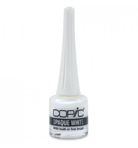COPIC OPAQUE WHITE 6ML CON...