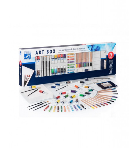 ART BOX - SCATOLA 76 PZ