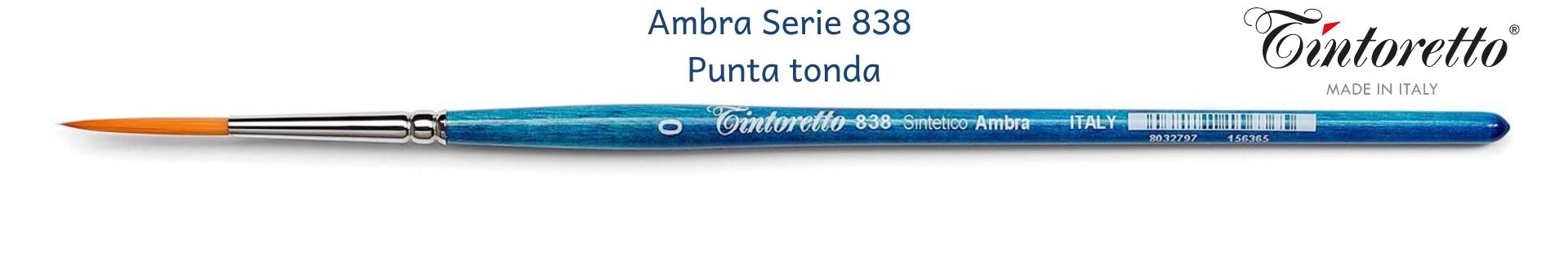 Tintoretto Ambra 838 Tondi