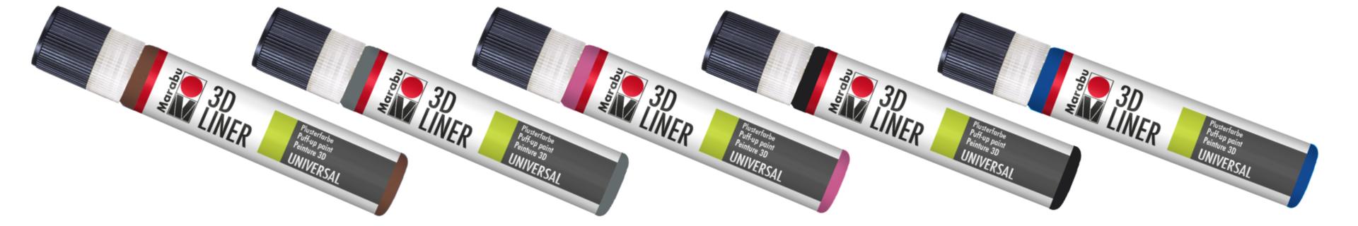 Marabu 3D-Liner