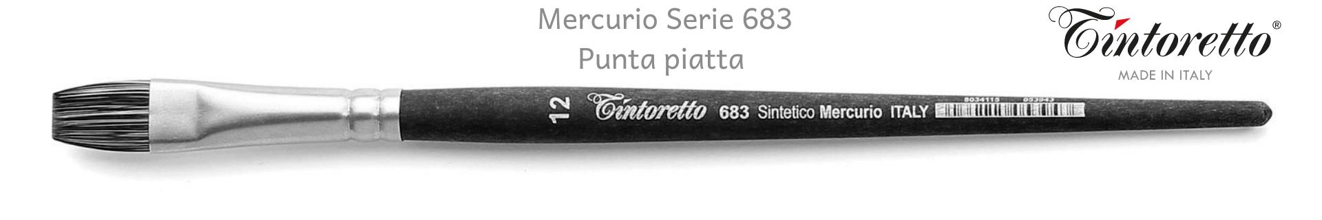Tintoretto Mercurio 683 Piatti