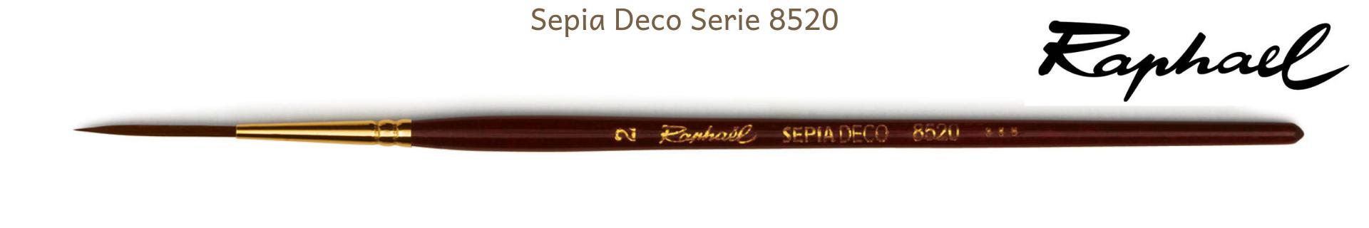 Raphael Sepia Deco 8520