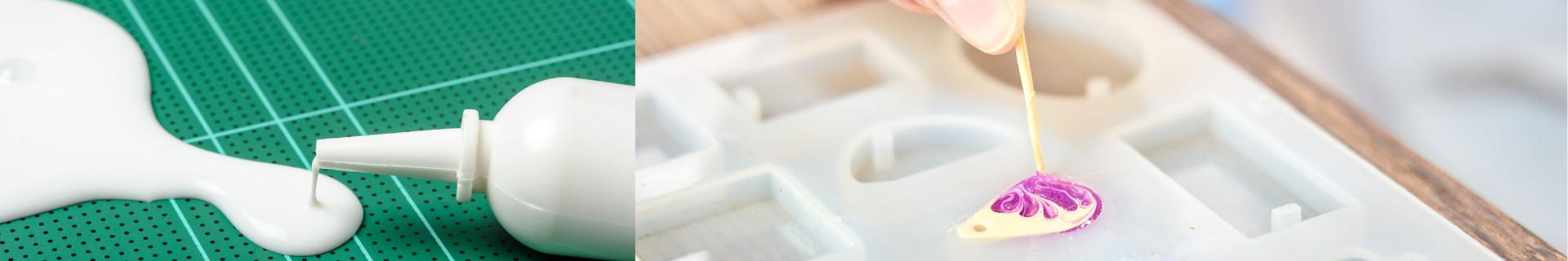 Lattice e resine per stampi