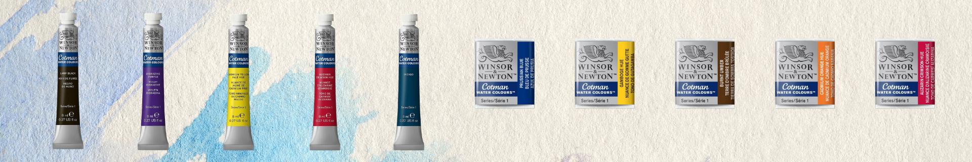 Winsor & Newton - Cotman