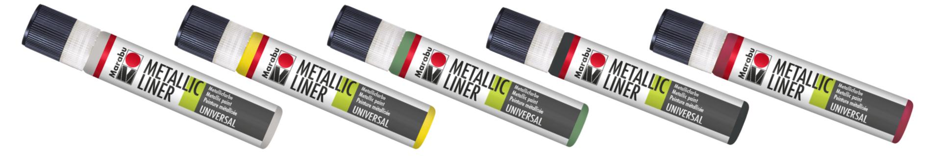 Marabu Metallic Liner