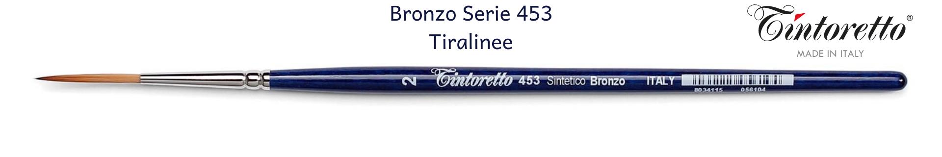 Tintoretto Bronzo 453 Tondo