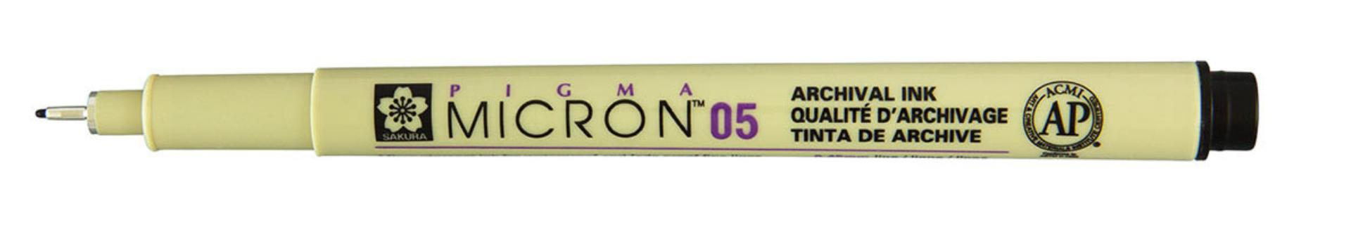 Sakura Micron Fineliner