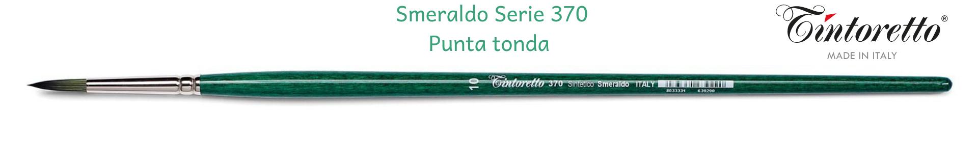 Tintoretto Smeraldo 370 Tondi