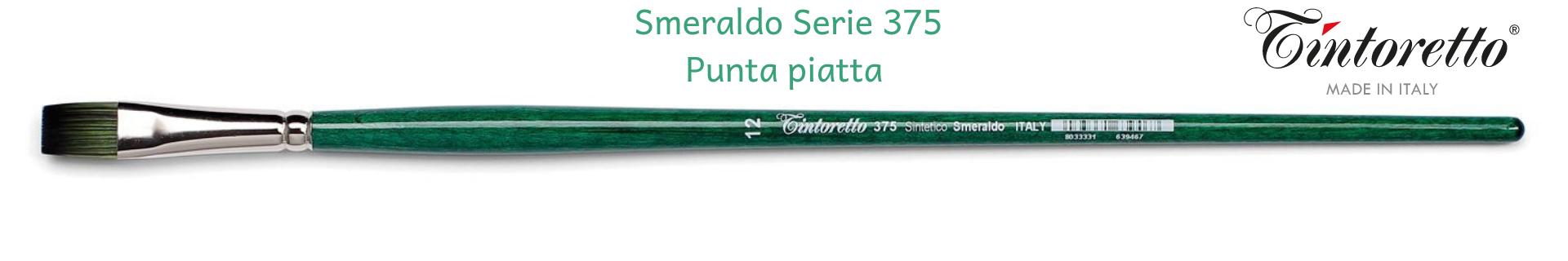 Tintoretto Smeraldo 375 Piatti