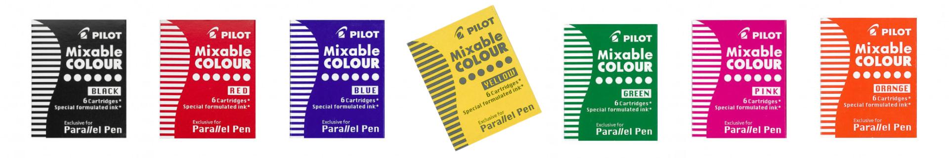 Inchiostri Pilot Parallel Pen