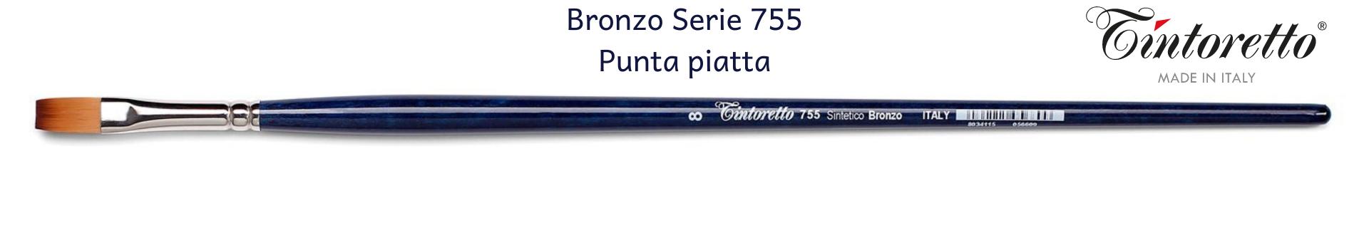 Tintoretto Bronzo 755 Piatti