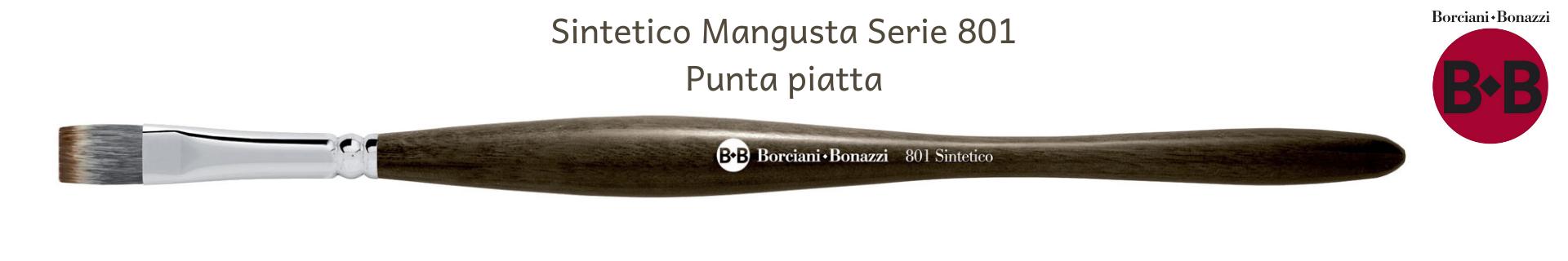 Borciani e Bonazzi UNICO Mangusta 801 Piatti