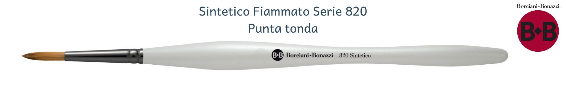 Borciani e Bonazzi UNICO Fiammato 820 Tondi