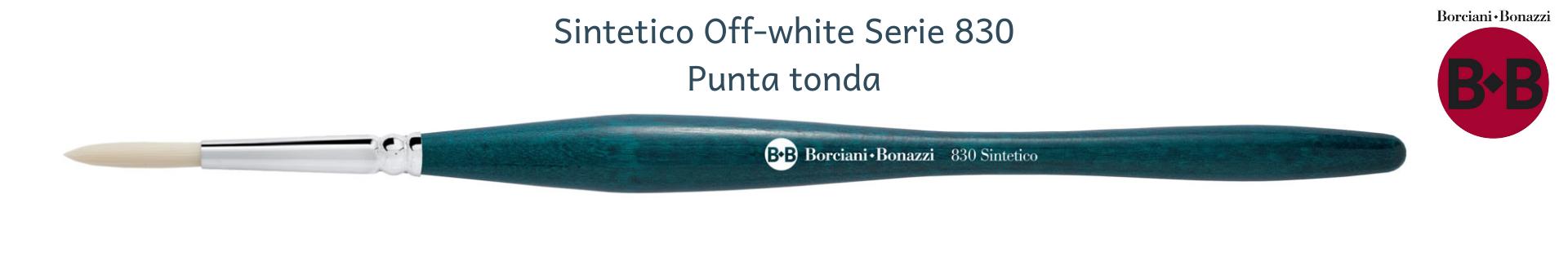 Borciani e Bonazzi UNICO Off-White 830 Tondi