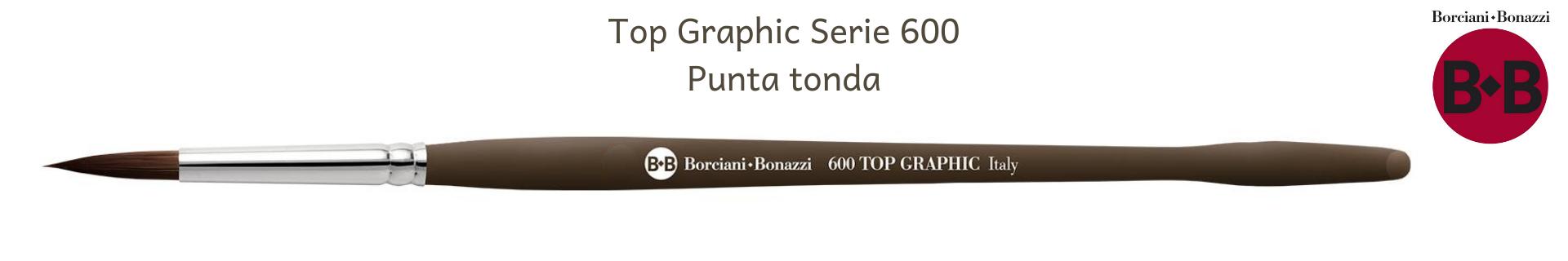 Borciani e Bonazzi Top Graphics 600 Tondi