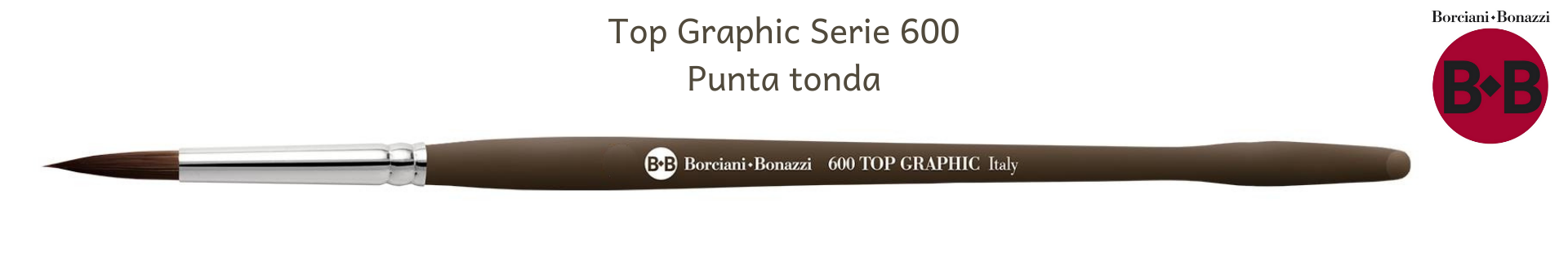 Borciani e Bonazzi Top Graphics 600 Tondi