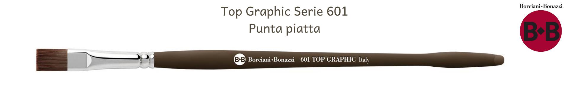 Borciani e Bonazzi Top Graphics 601 Piatti