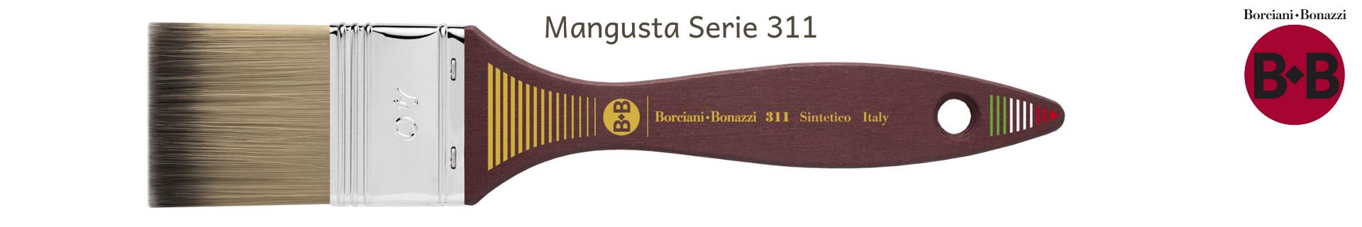 Borciani e Bonazzi Pennellessa Mangusta 311