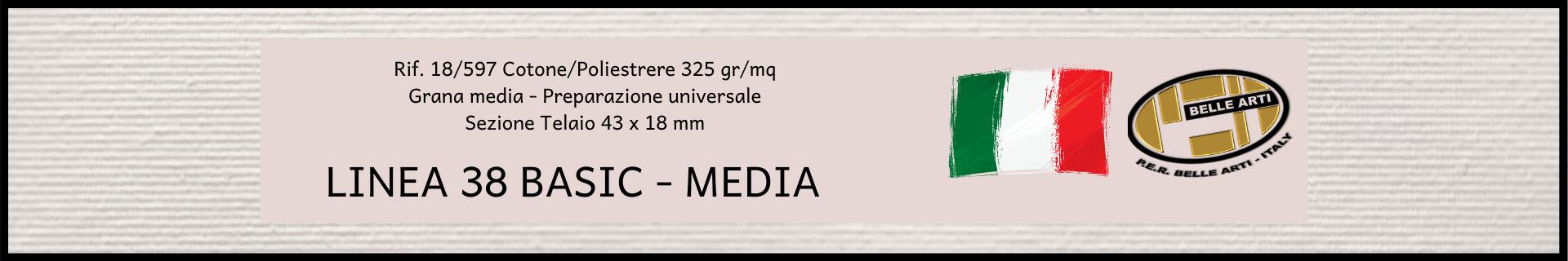 P.E.R. Bellearti Linea 38