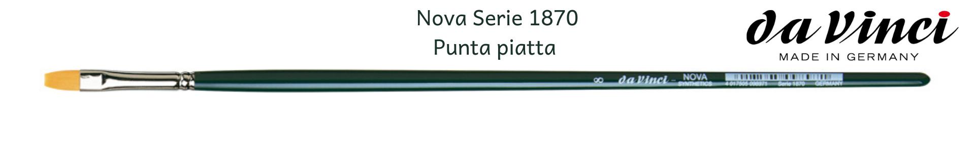 Da Vinci NOVA 1870 Piatti